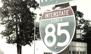 I-85 old