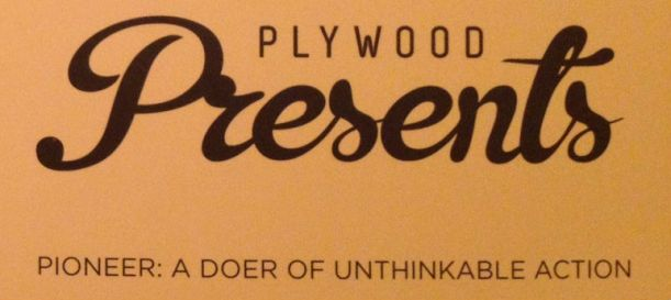 Plywood logo