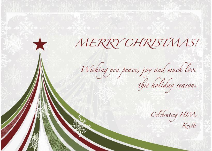2013 Christmas Card