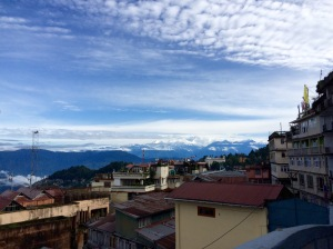Darjeeling, nestled in the Himalayas