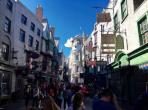 Down Diagon Alley