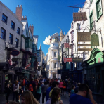 Down Diagon Alley